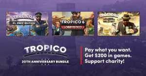 Tropico 20th Anniversary Bundle (Steam) ab 1€