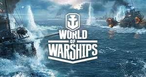 World of Warships // WoWs // 3 Tage Premium gratis