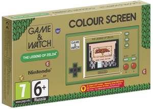 Nintendo Game & Watch: The Legend of Zelda [vorbestellen][Amazon FR]