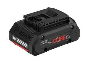 [Amazon Prime] Bosch Professional 18V System Akku ProCORE18V 4.0Ah (im Karton)