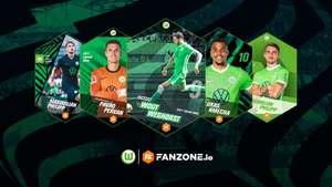 Fanzone.io - kostenlose NFT Sammelkarten vom VfL Wolfsburg
