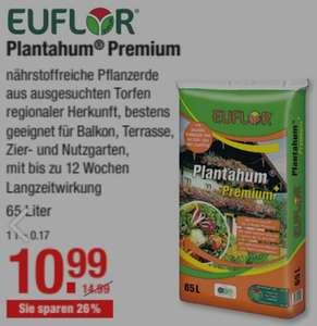 [Lokal][V-Baumarkt]Euflor Plantahum Premium 65L