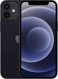 Apple iPhone 12 mini 64GB Dual-SIM 5G schwarz für 548,46€ inkl. Versandkosten