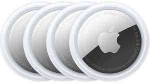 Apple AirTag 4er-Pack für 94€ inkl. Versandkosten