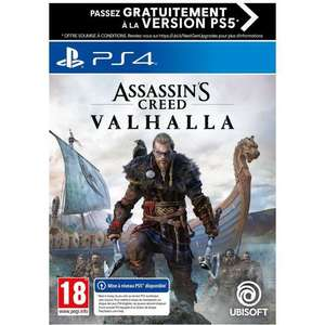 Assassin's Creed Valhalla (PS4 & Xbox One) für 12,84€ inkl. Versand (Cdiscount)