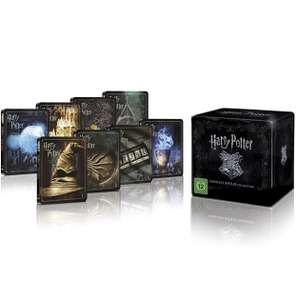 Harry Potter Limited 4K Steelbook Complete Collection