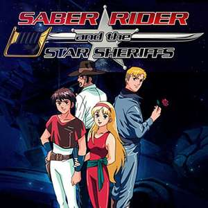 [ Amazon ] Saber Rider and the Star Sheriffs - Ultimate Edition [ 10 DVDs ]