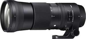 Sigma 150-600mm F5-6.3 DG OS HSM Contemporary Objektiv für Nikon F-Mount