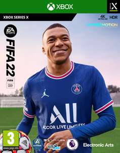 [XBX] FIFA 22 Disc (Nordic Edition) @coolshop.de