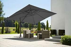 Schneider Rhodos Grande Ampelschirm 400 x 300 cm (Bestpreis)