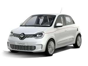 Privatleasing: Renault Twingo Elektro (Bafa) 22kWh für 58€ (eff 82€) inkl Überführung - LF: 0,24