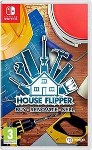 House Flipper (Switch) für 21,73€ (Amazon ES)