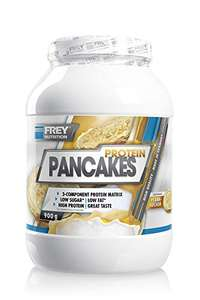 (Amazon Prime ABO ) Frey Nutrition Protein Pancakes, 1er Pack (1 x 900 g)