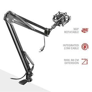 (Amazon WHD) Trust GXT 253 Mikrofon-Arm
