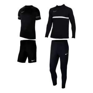 Nike Trainingsset Academy 21 (4-teilig) in verschiedenen Farben für 56,95€ inkl. Versand (statt 82€)