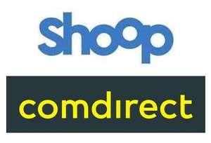 [Shoop] Comdirect kostenloses Girokonto mit 50€ Cashback · 6 Monate kein Mindestgeldeingang (danach 700€ oder 3 Zahlungen, kein Gehalt)