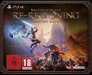 [Amazon.co.uk] Kingdoms of Amalur Re-Reckoning Collectors Edition (Playstation 4) für knapp 64€