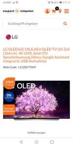 LG OLED65C19LA [Expert]