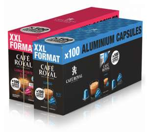 20% Rabatt auf Café Royal Nespresso kompatible Kapseln