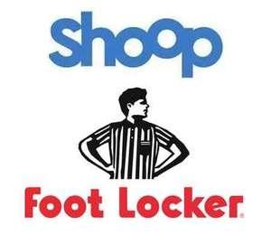 [Shoop] Foot Locker 7% Cashback + 5€ Shoop Gutschein + Bis zu 50% im End of Season Sale