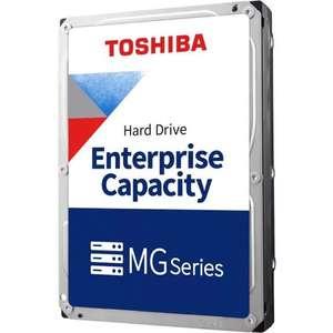 Toshiba Enterprise Capacity MG08ACA Festplatte 14TB HDD, 512e, SATA 6Gb/s (MG08ACA14TE) für 239€ inkl. Versandkosten / 17,07€ je TB