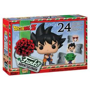 30% Rabatt auf Funko Pop! Adventskalender: Dragon Ball Z oder Disney Nightmare Before Christmas