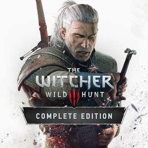 The Witcher 3: Wild Hunt (Switch) für 23,99€ oder für 16,82 RUS & Complete Edition für 35,99€ oder für 31,58 RUS (eShop)