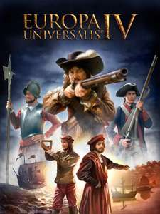 Europa Universalis IV kostenlos im Epic Games Store (ab 30.9.)