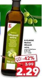 [Kaufland] Natives Ölivenöl Extra 0,75L