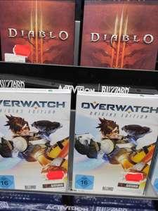 Diablo 3 - Battlechest und Overwatch PC Box [Saturn Remscheid]