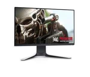"Dell Alienware AW2521HFLA (24.5"", FHD, IPS, 240Hz, FreeSync & G-Sync Compatible, 400cd/m², 99% sRGB ) - 265,99€ / Dell AW2521HFA - 265,99€"