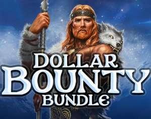 Dollar Bounty Bundle 10 Steam Spiele für 0,99€ u.a A.I.M.2 Clan Wars, Men of War, Star Wolves, Konung 2 uvm. (Fanatical)