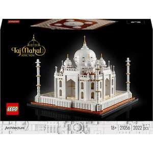 LEGO® Architecture 21056 Taj Mahal für 80,14 EURO!