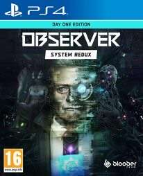Observer System Redux Day One Edition - PS4 oder Xbox
