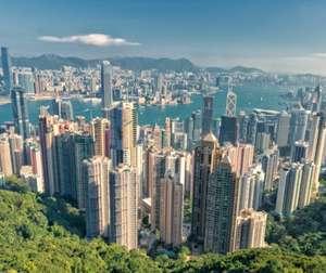 Flüge: Hongkong (Nov-Juni) Nonstop Hin-und Rückflug mit Lufthansa von Frankfurt für 432€