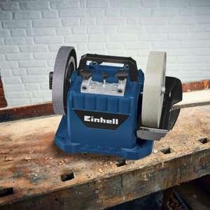 (Aldi) Einhell Nass-Schleifmaschine BT-NSM 200 inkl. passendem Zubehör, Versandkostenfrei