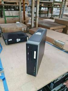 Intel Core i5 4440 3,1GHz / 4GB DDR3 / 500GB HDD / DVD-RW / Win 7 Pro Lizenz gebrauchter Computer SFF PC