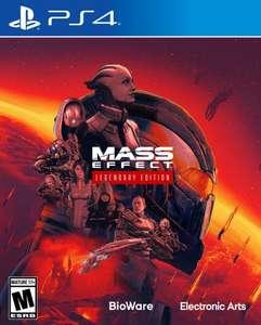Mass Effect: Legandary Edition   PS4   USA PSN Store