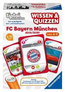 Ravensburger tiptoi 00006 - Wissen & Quizzen: FC Bayern München 2019/ 2020 (Prime)