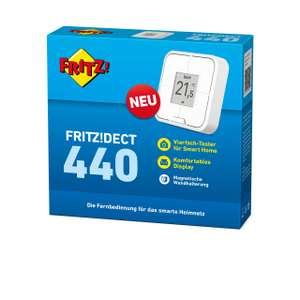 AVM FRITZ!DECT 440 (portabler, konfigurierbarer Taster für Smart-Home-Bedienung)