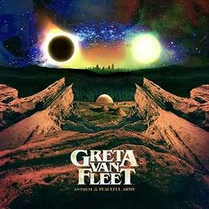 (Prime) Greta Van Fleet - Anthem Of The Peaceful Army (Vinyl LP)