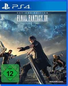 (Saturn/MediaMarkt) Final Fantasy XV Day One Edition PS4 / Playstation 4