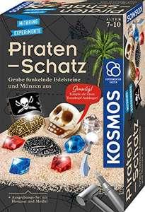 KOSMOS Piraten-Schatz Experimentierset, Ausgrabungs-Set für 5,65€ (Amazon Prime & Thalia)