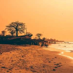 Flüge: Banjul, Gambia [Nov. ´21 + Jan.-Mär. ´22] Hin- & Rückflug ab Brüssel mit TAP Air Portugal ab 210€ (mit Aufgabegepäck ab 245€)