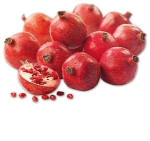 Penny ab 27.09.: Granatapfel, je Stück, Herkunft Spanien
