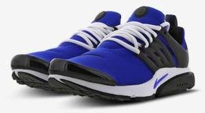 Nike Presto Herren Sneaker blau für 59,99€ in den Größen 40, 41, 45, 46 (Foot Locker)