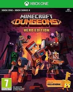 Minecraft: Dungeons Hero Edition (Xbox One) für 11,92€ (Amazon ES)