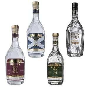 Purity Gin & Vodka, bis zu 29% @Topdrinks.de