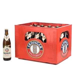 [Kaufland, Heilbronn] Erdinger Weißbier (20 x 0,5 l) für 10,80 Euro (zzgl. 3,10 Pfand)