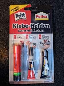 Lokal Hornbach Pforzheim: Pattex Pritt Klebe-Helden